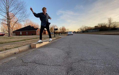 Students Build Friendship Through Skate Boarding