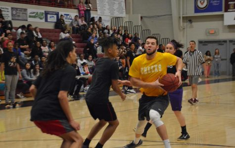 Annual Faculty, Student Basketball Game Raises Funds for Make a Wish