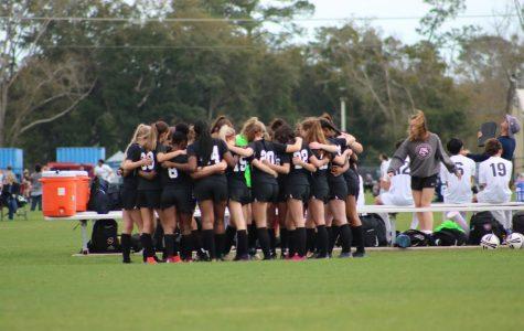 Soccer Players Start Hopeful Season