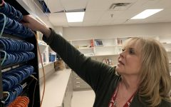 Technology Specialist Plays Critical Role In School