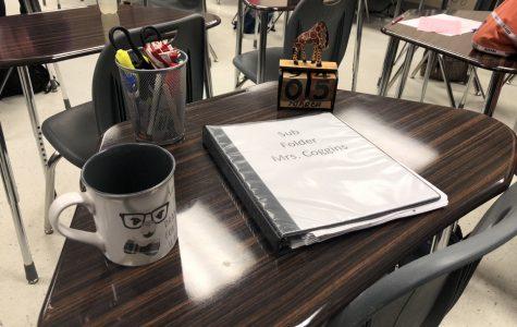 Substitute Teachers Endure Struggles