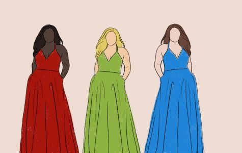 Plus Sized Girls Have Difficult Time Finding Prom Dresses
