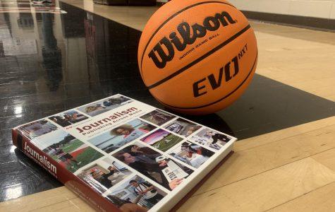 Virtual Student Balances Books, Basketball