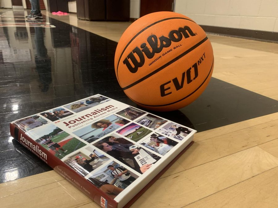 Virtual Student Balances Books, Basketball