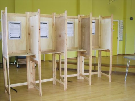 Personal Column: My Day As A Poll Worker