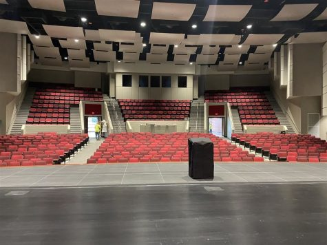 Drama Set for First Play in Fine Arts Center