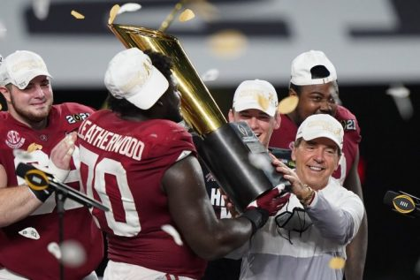 Crimson Tide Takes Title in Unusual Year