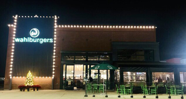 Wahlburgers Offers Variety of Burgers