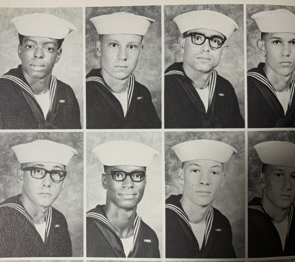 Mr. Bonner was drafted into the U.S. Navy at age 19 to serve in the Vietnam War.