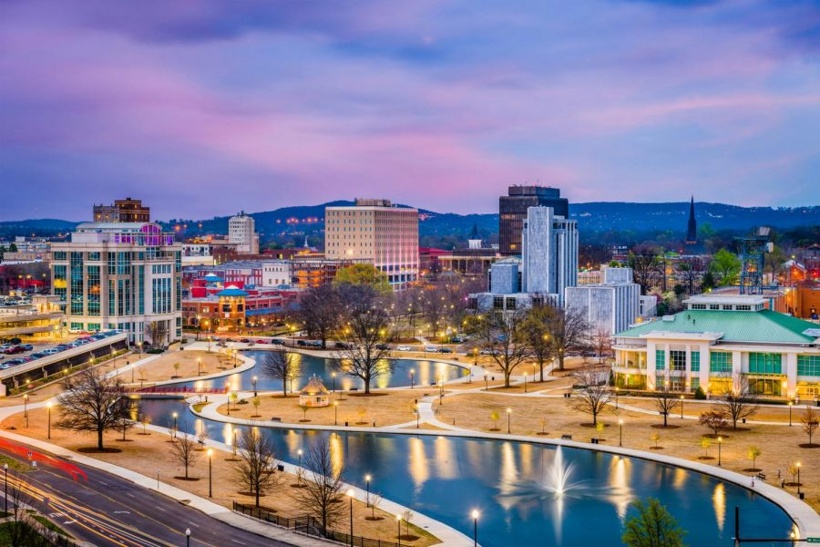 Huntsville is on track to be the state's largest city and is often listed as one of the best places to live in the country.