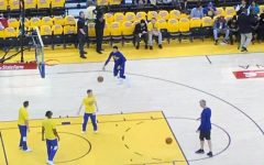 The Golden State Warriors are set to face the Lakers in tomorrow night's NBA Play-In game.